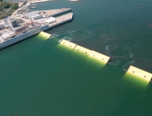 Test di simulazione alla barriera di Chioggia