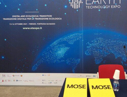 Earth Technology Expo Firenze 13/16 ottobre